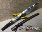 T10-Clay-Tempered-Steel-Wakizashi-Sword-006