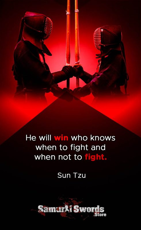 He will win who knows when to fight and when not to fight. - Sun Tzu