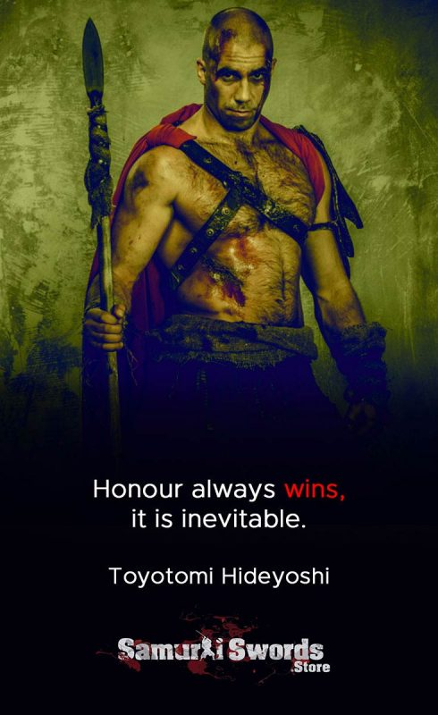 Honour always wins