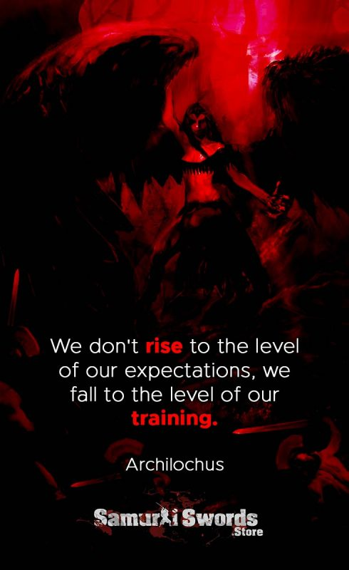 We don't rise to the level of our expectations